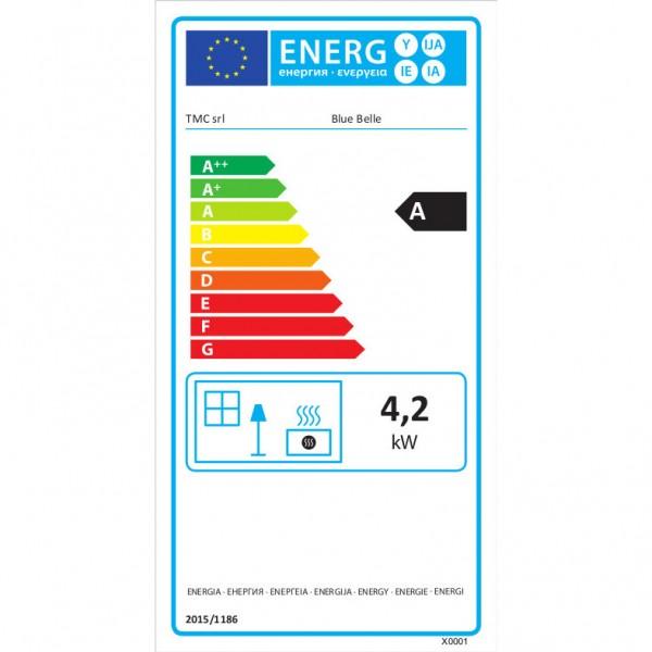 Chama Azul 4200 Classe Energetica